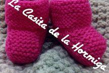 hand made / Lana.ropa personalizada.zapatillas.amigurimi