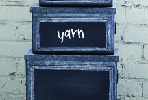 Elbows Deep in Chalk / Everything chalkboard you could need for your home, classroom, or parties!  Especially the ever popular rustic chic wedding.