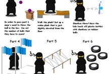 ninja party ideas