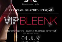 Cocktail de Apresentação Bleenk / O evento do ano está a chegar.