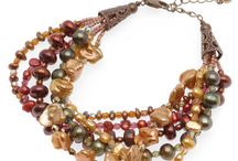 Bijoux, Bijoux, Bijoux / Creating jewelry / by Mary H Brown