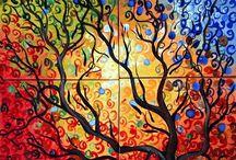 Painting School / by Dezirae Elkins