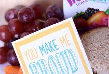 Lunch Box Ideas / by Tina Monson Rheinford