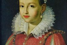 87/Queen Marie de Medicis 1573-1642