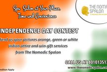 The Nomadic Spalon - Independence Day 2015