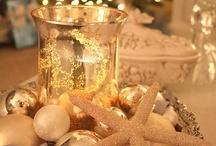 Spa Christmas decor