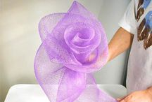 flowers art mesh