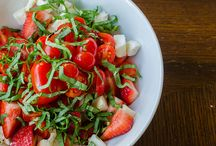 Healthiness - Salad / by Britt Pearsall