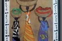 African Art / by Debra Perez