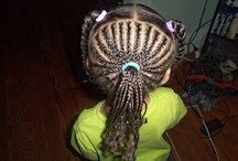 Boy's & Girls Natural Curls Style Gallery / by Carol Buzbee