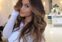 Hairstyles for Brunettes