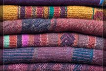 Peru / The colours and textiles of Peru