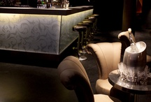 The Lounge / With moody lighting and secluded alcoves the lounge is one of Mayfair's worst kept secrets