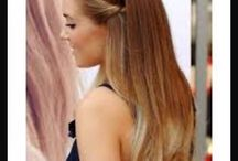 Hairstyle - loose and wavy / Inspiration for pretty princess hair