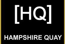 Hampshire Quay / [HQ] HAMPSHIRE QUAY  Beautiful, stylish, fun, life choice accessories chosen for you by [HQ] Hampshire Quay.