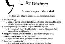 Speechie Stuff - voice