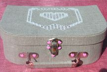 Valise couture