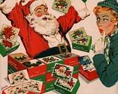 Christmas-Vintage / by Jill-Shawn Zabokrtsky