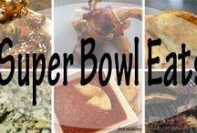 Super Bowl Eats / Food for your Super Bowl party!