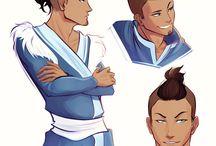 Avatar: Legenda Aanga & Legenda Korry