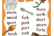 woorden lezen Engels