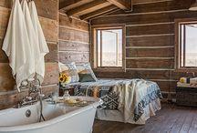Cozy Cabin Retreat / by Summer Classics