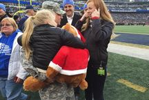 Army Navy Game 2014 / by #ArmyNavy Game