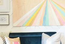DIY ART / by Leslie Bencivenga