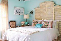 Decoração Quartos / Ideias e inspiração para decorar o quarto de forma aconchegante e tranquila...