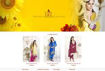 Our Work / We offer Ecommerce website development, SEO, SMO, PPC and Mobile App Development services provider company in Surat, Gujarat, India.