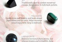 Crystals & healing