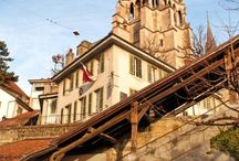Lausanne / I'd love to find some medieval places to see in Switzerland!