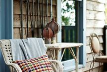 Cabin Style  / Cabins & fab accessories for out door living - cabin style!