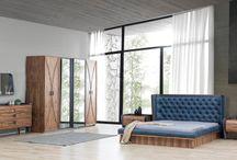 Yatak Odaları / Modern Yatak Odaları