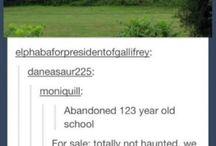 Fake scary