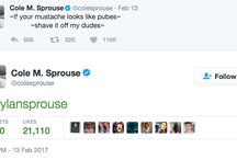 Sprouse❤️