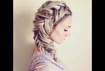 Elsa hair ❄️