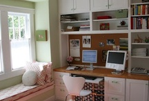 Design-Office space / by Stacy