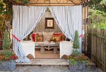 Outdoor Rooms / by Cozy Little House