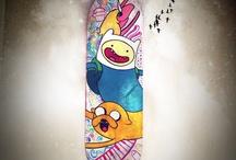 Longboard / by Aldo Aguilar Mora