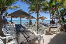 Travel:  Caribbean / Travel spots all over the Caribbean Sea from Mexico to the Bahamas and more.