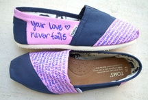 TOMS that I love