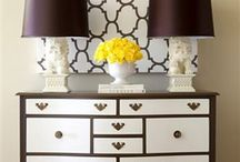 Room decorating / by Camille Spencer