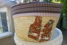 BASKET & APPLIQUE
