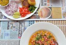 Indian Street Food / Snacks