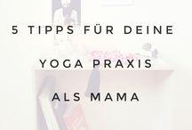 ••• { YoGa MaMaS } ••• / ••• Yoga & Schwangerschaft, Prenatal Yoga, Postnatal Yoga, Tipps fürs Wochenbett, Beckenboden - Yoga, Yoga für gestresste Mamas und Mama Baby Yoga •••