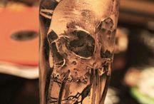 Tetování / Tetování na ruce