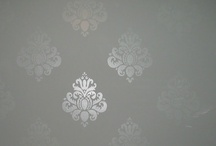 Stenciled walls / by Cre8tive Designs Inc.