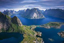 Norway & Alaska
