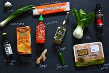 kitchen experiments. / by Hannah Dalpiaz